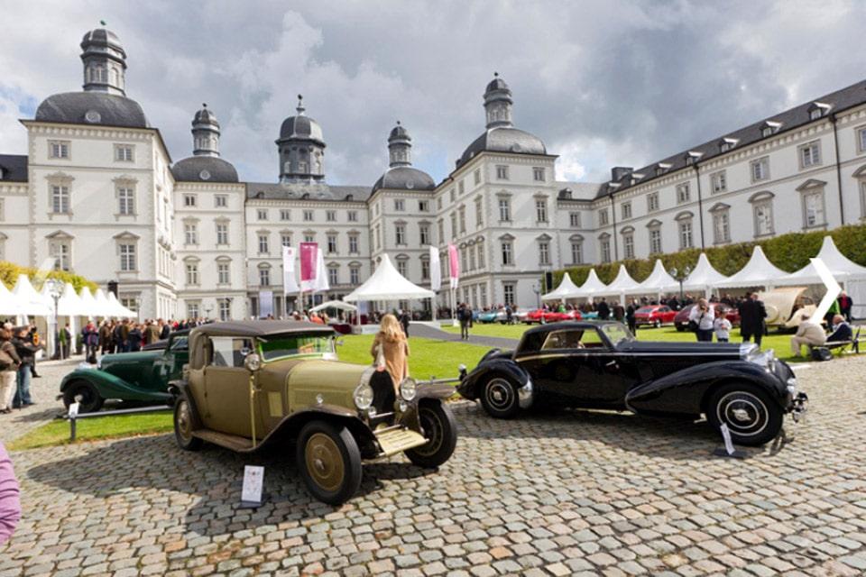 Schloss Bensberg Classics vom 1. bis 3. Juli 2016