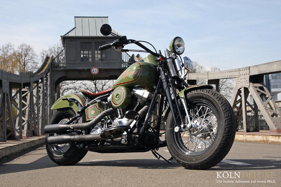 Harley Dome Cologne am 18. und 19. Juni 2016