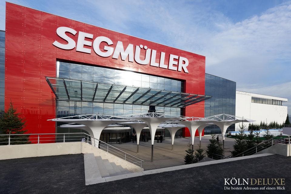 Der NEUE Segmüller in Pulheim bei Köln