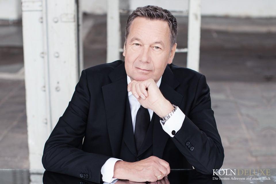 KölnBall 2017 mit Stargast Roland Kaiser