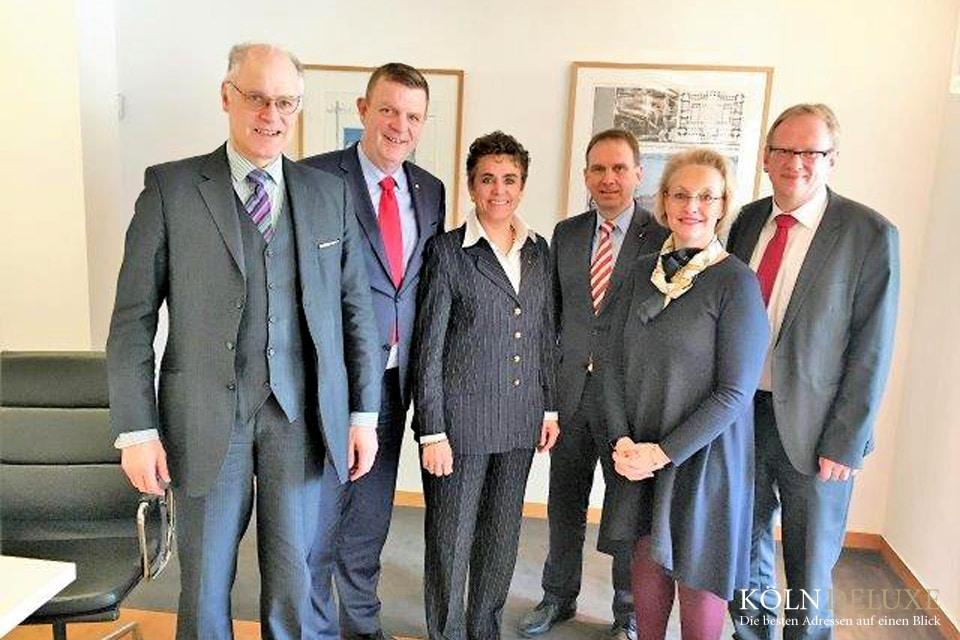 Marc E. Kurtenbach wird Vizepräsident des Wirtschaftspolitischen Club Deutschland e.V.