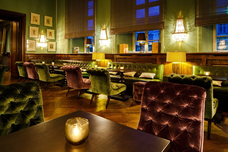 Salvador Dalí Bar im Grandhotel Schloss Bensberg