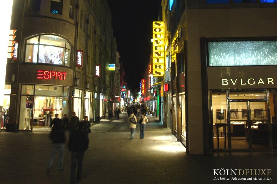 Die Hohe Straße – das pulsierende Herz von Köln