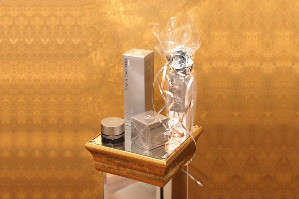 Kosmetikstudio Fältchen Produkte von Maria Galland