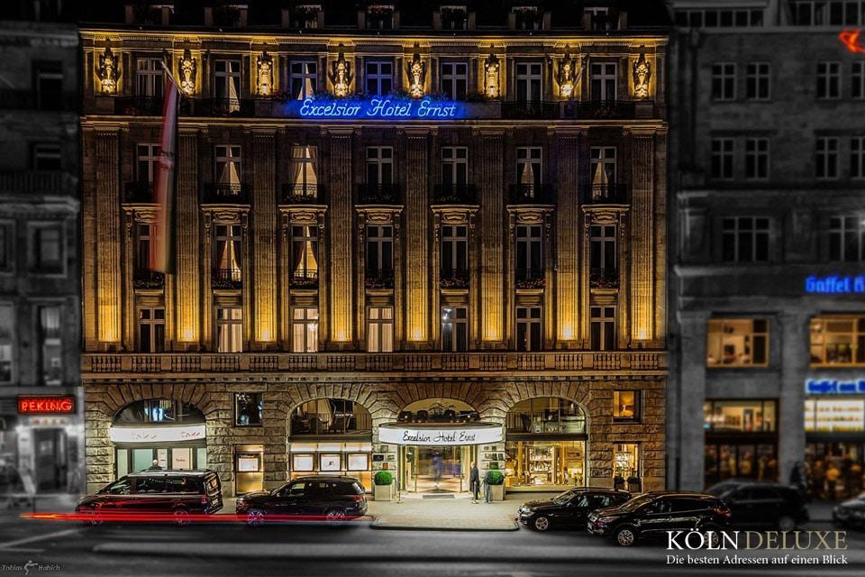 Das Luxushotel Excelsior Hotel Ernst