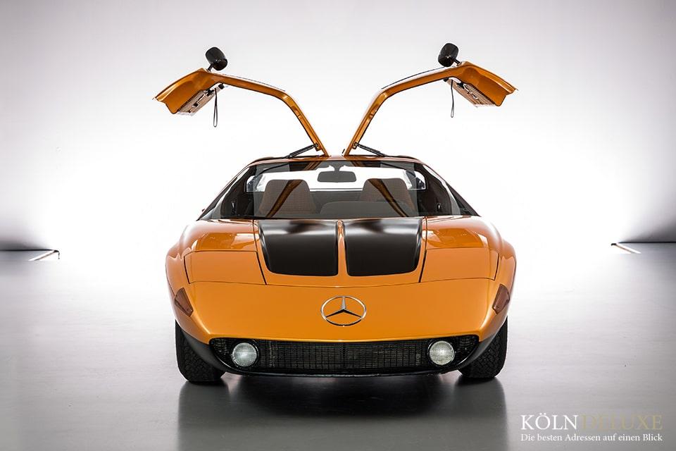 Mercedes c111 Bensberg Classics