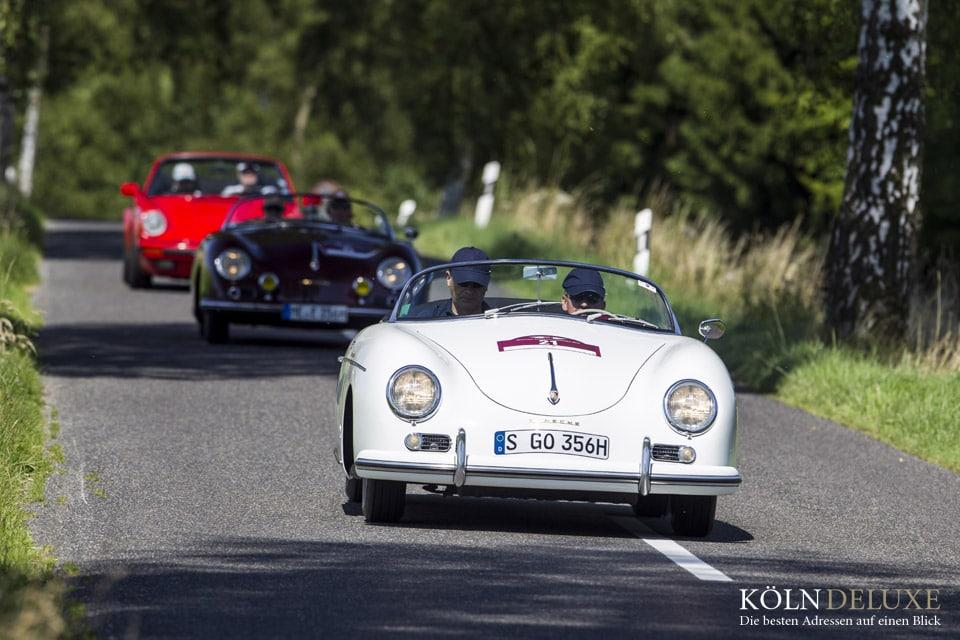 SBSC Ralley / Prosche Speedster 356