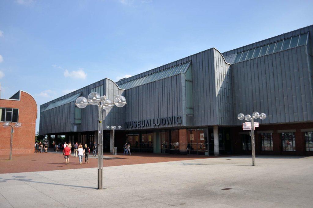 Museum Ludwig am Dom in Köln