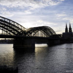 Hohenzollernbrücke Kölner Dom