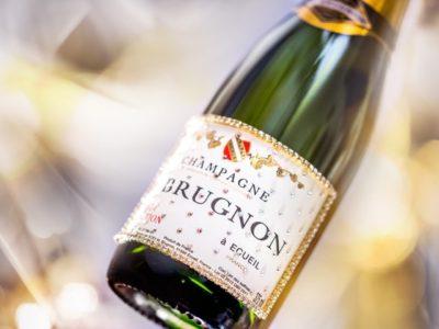Champagner-Mood