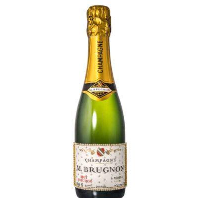 Champagner weisser Strass