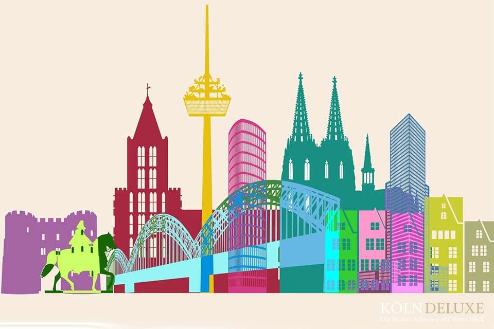 Neue Architektur in Köln
