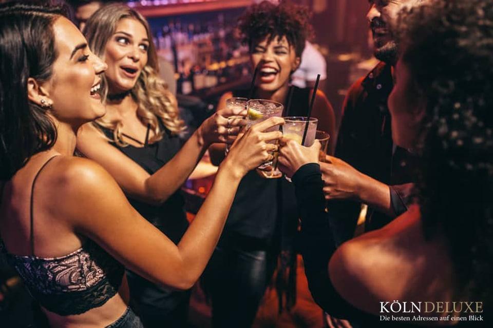 Die besten Clubs und Diskotheken in Köln