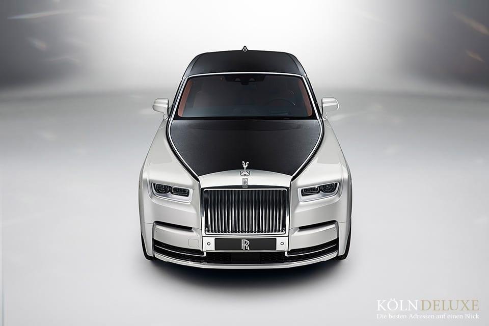 Der neue Rolls-Royce Phantom