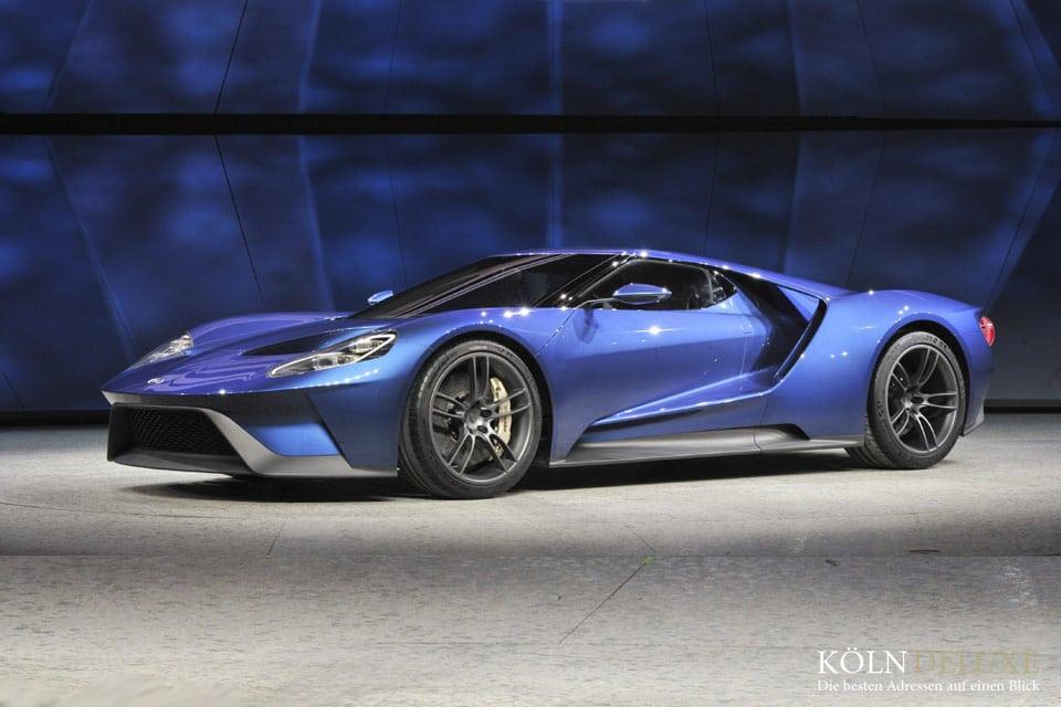 Ford mit Dreifachsieg: Ford GT, Mustang GT Fastback und Mustang GT Convertible triumphieren beim sport auto Award