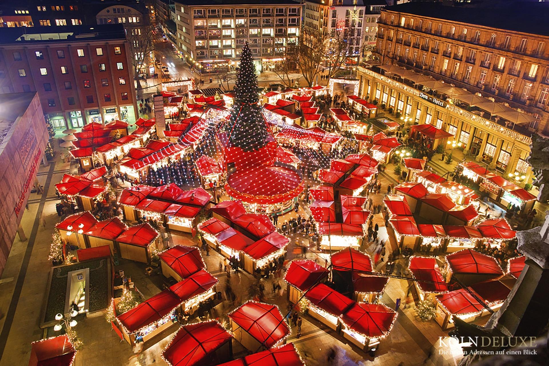 Weihnachtsmärkte in Köln 2019