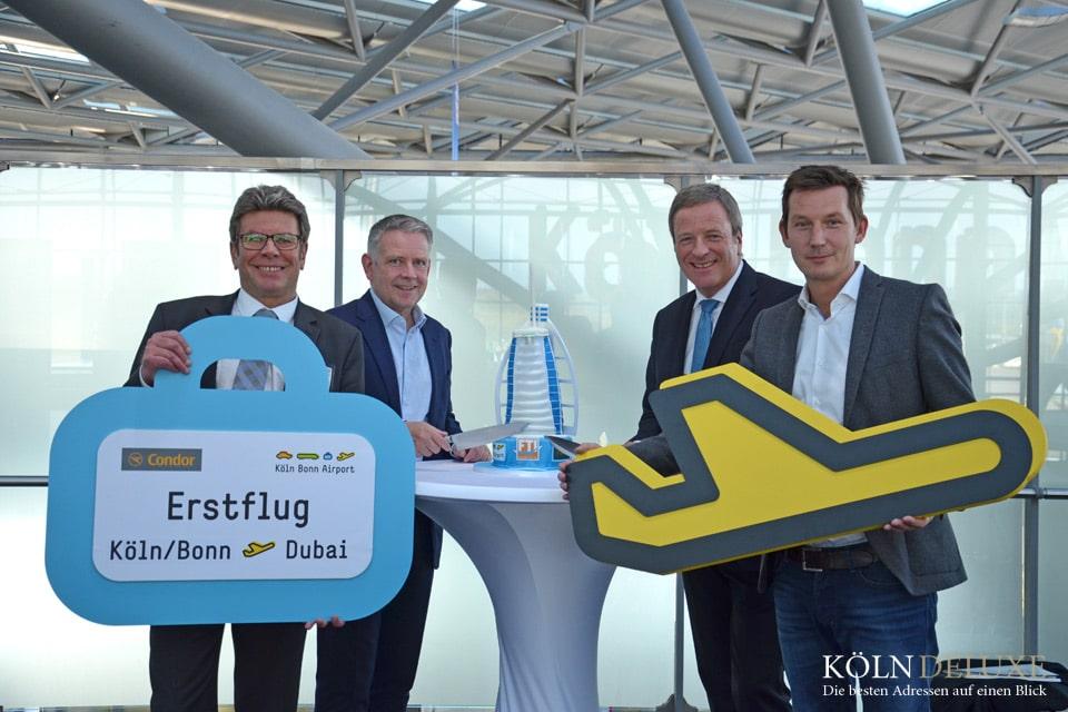 Von Köln/Bonn aus in den Orient. Reiseveranstalter FTI baut Programm am Airport aus