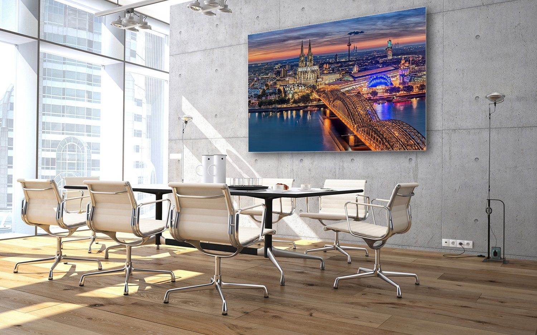 k ln panorama wandbild jetzt ber den k ln deluxe shop bestellen. Black Bedroom Furniture Sets. Home Design Ideas