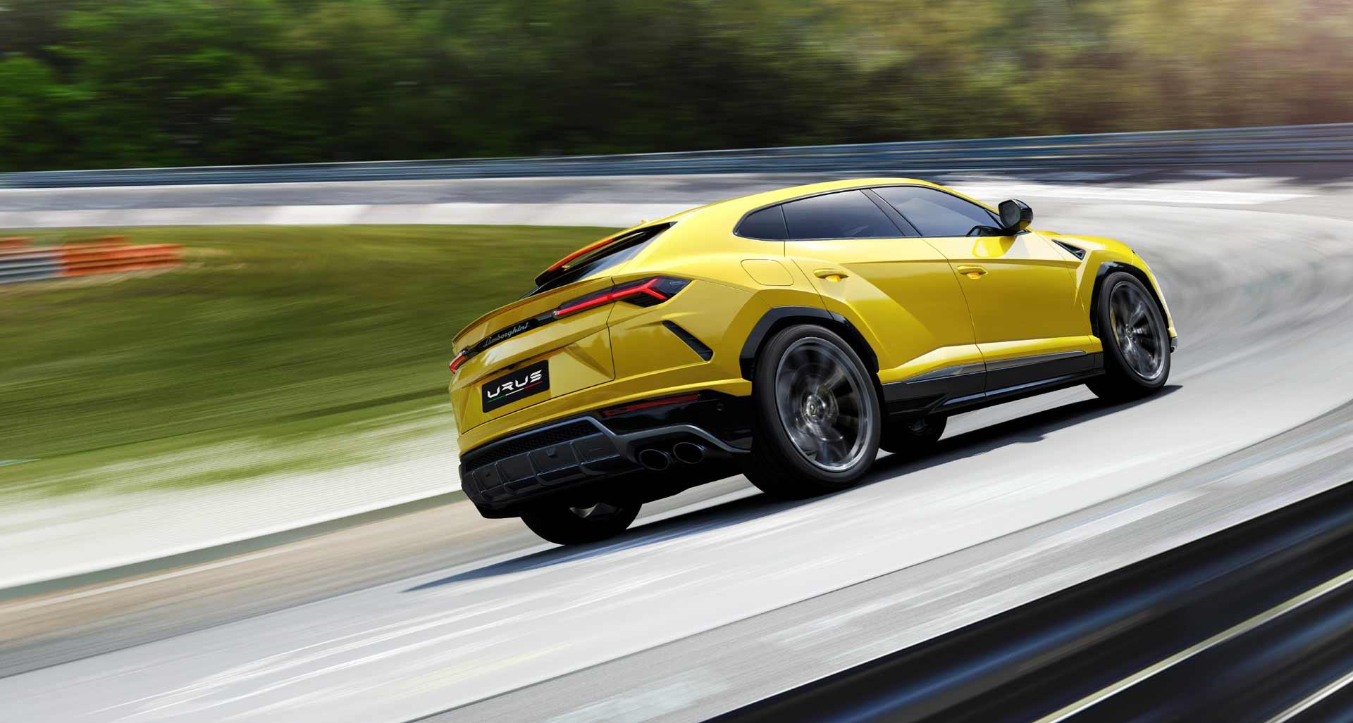 Lamborghini-Urus-Design