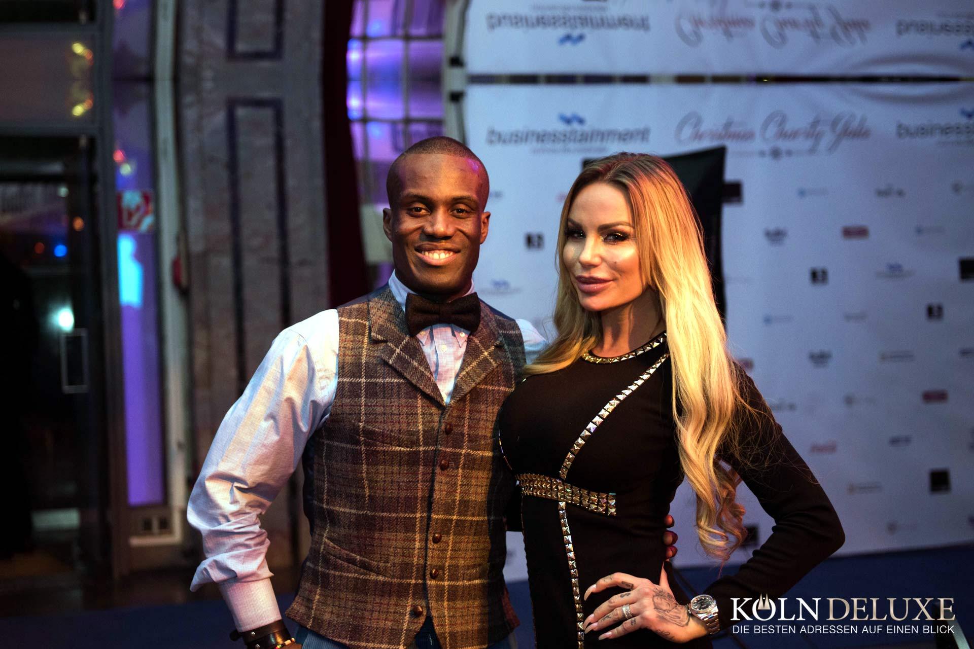 """""""BusinessTainment"""" X-Mas Event, Charity Gala & Birthdayparty von Nana Domena im """"Alten Wartesaal"""""""