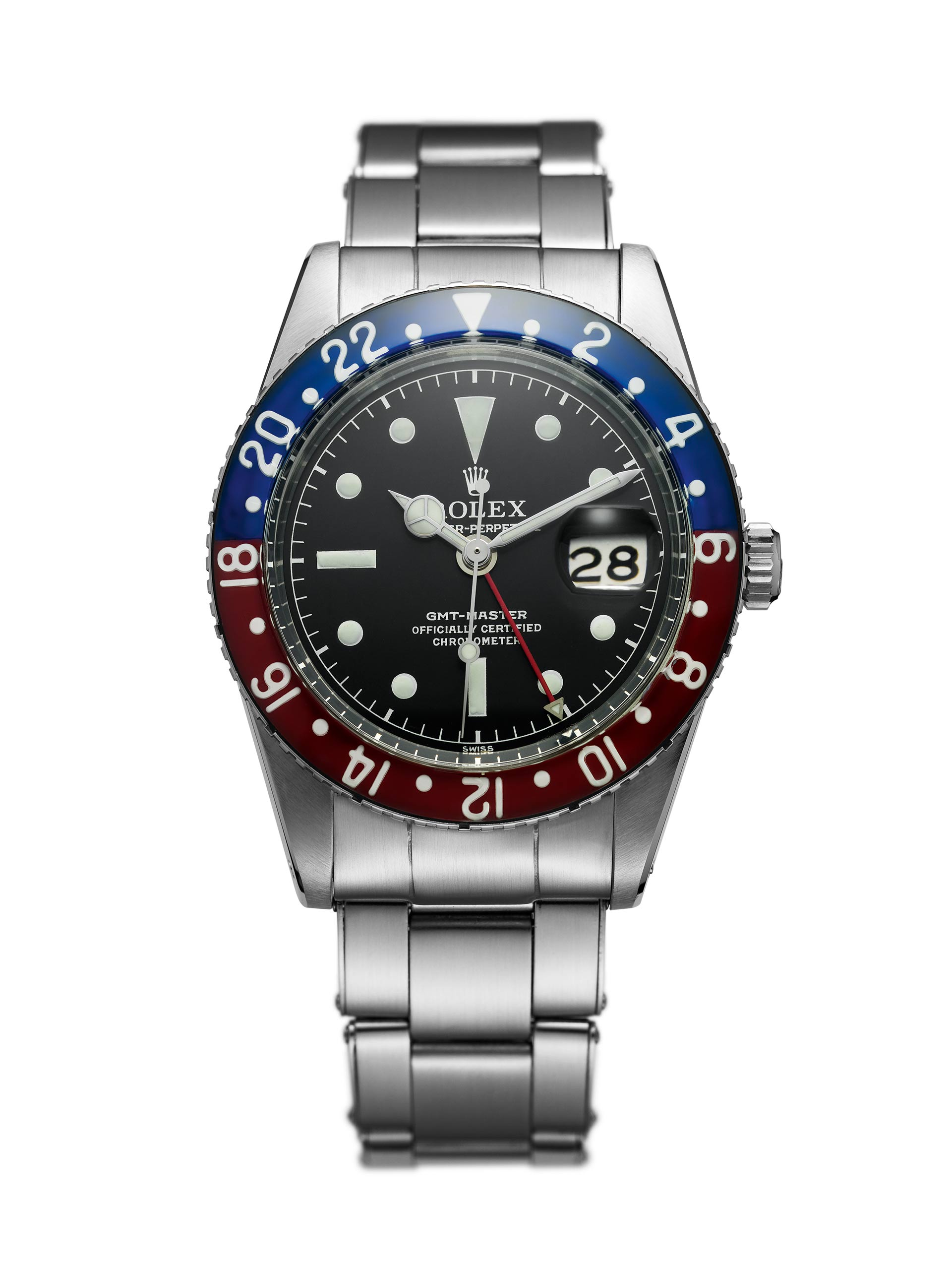 First_GMT-Master_1955