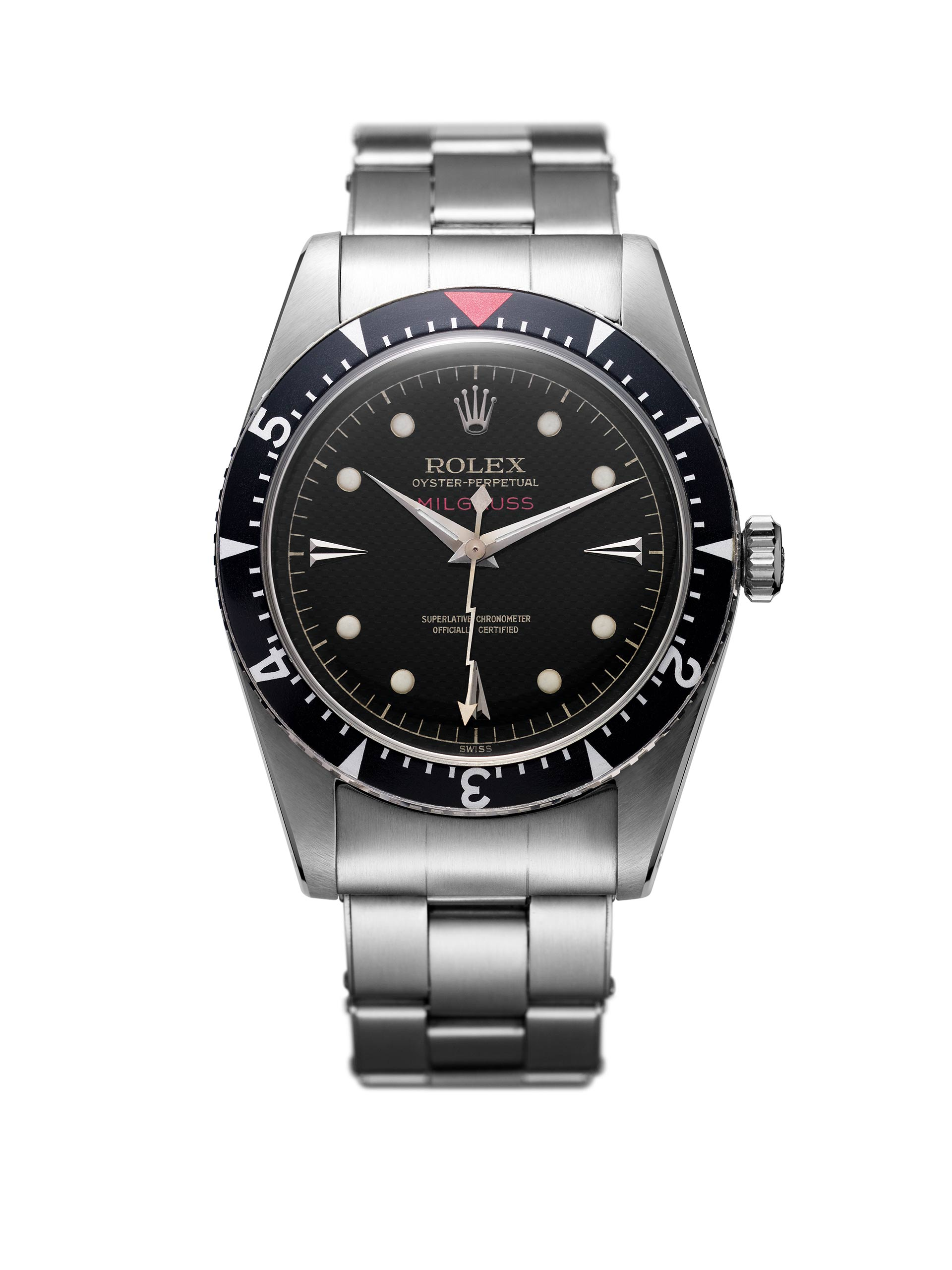 First_Milgauss_1956