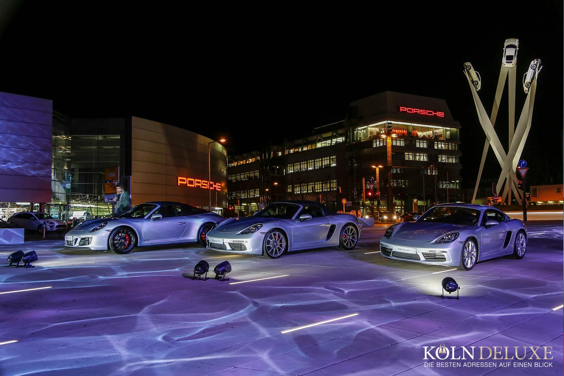 Seit 70 Jahren steht Porsche für Sportwagen