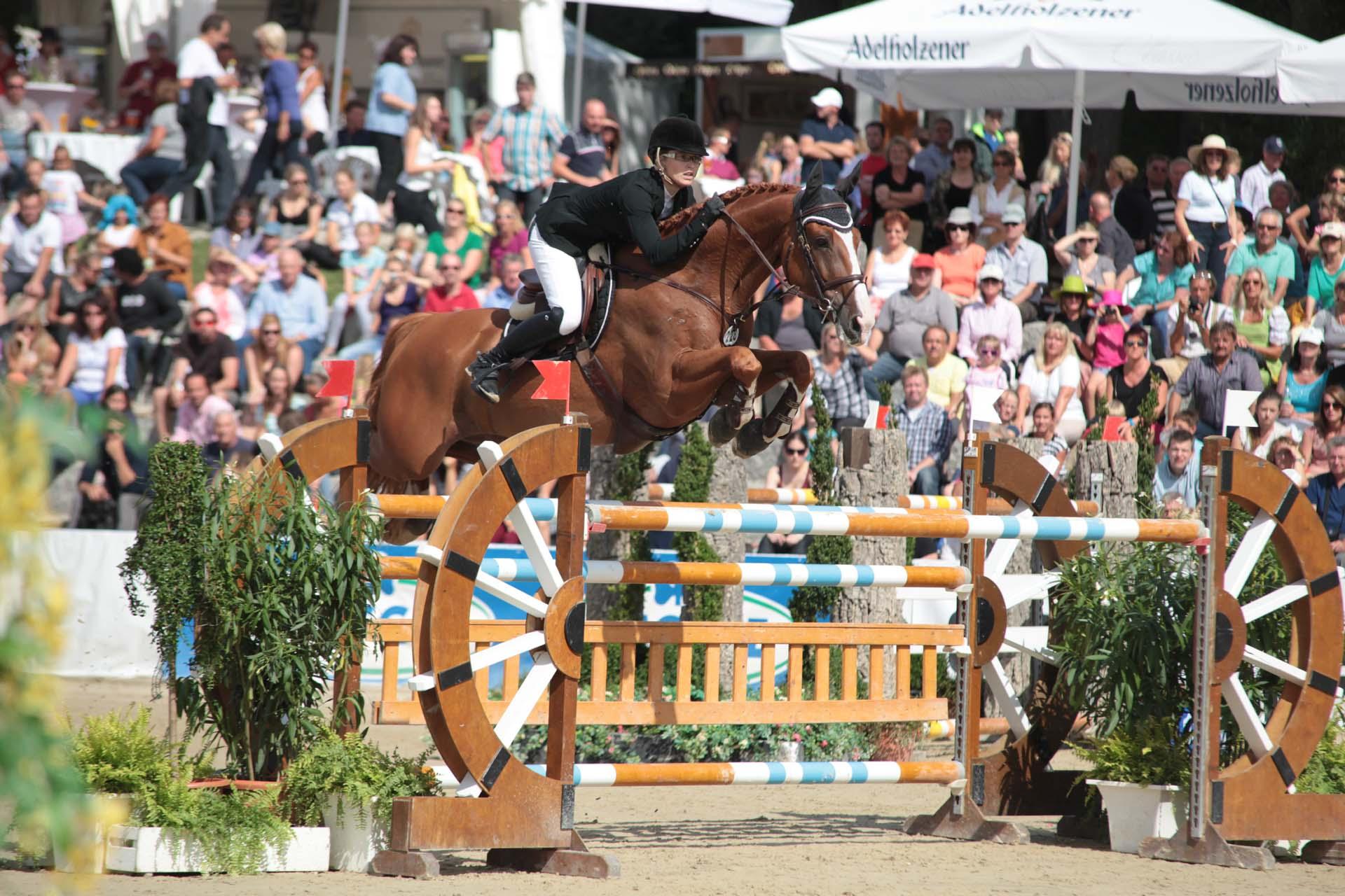 Chiemsee Pferdefestival auf Gut Ising