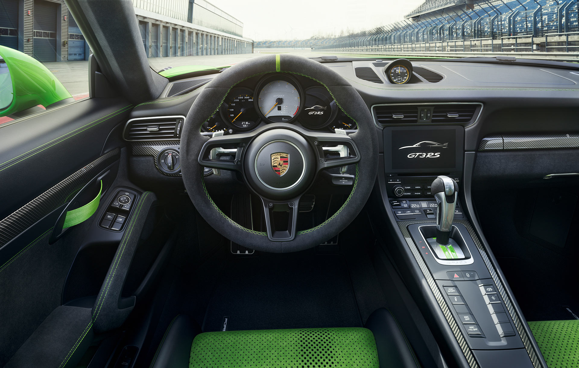 PORSCHE_GT3_RS_Interieur