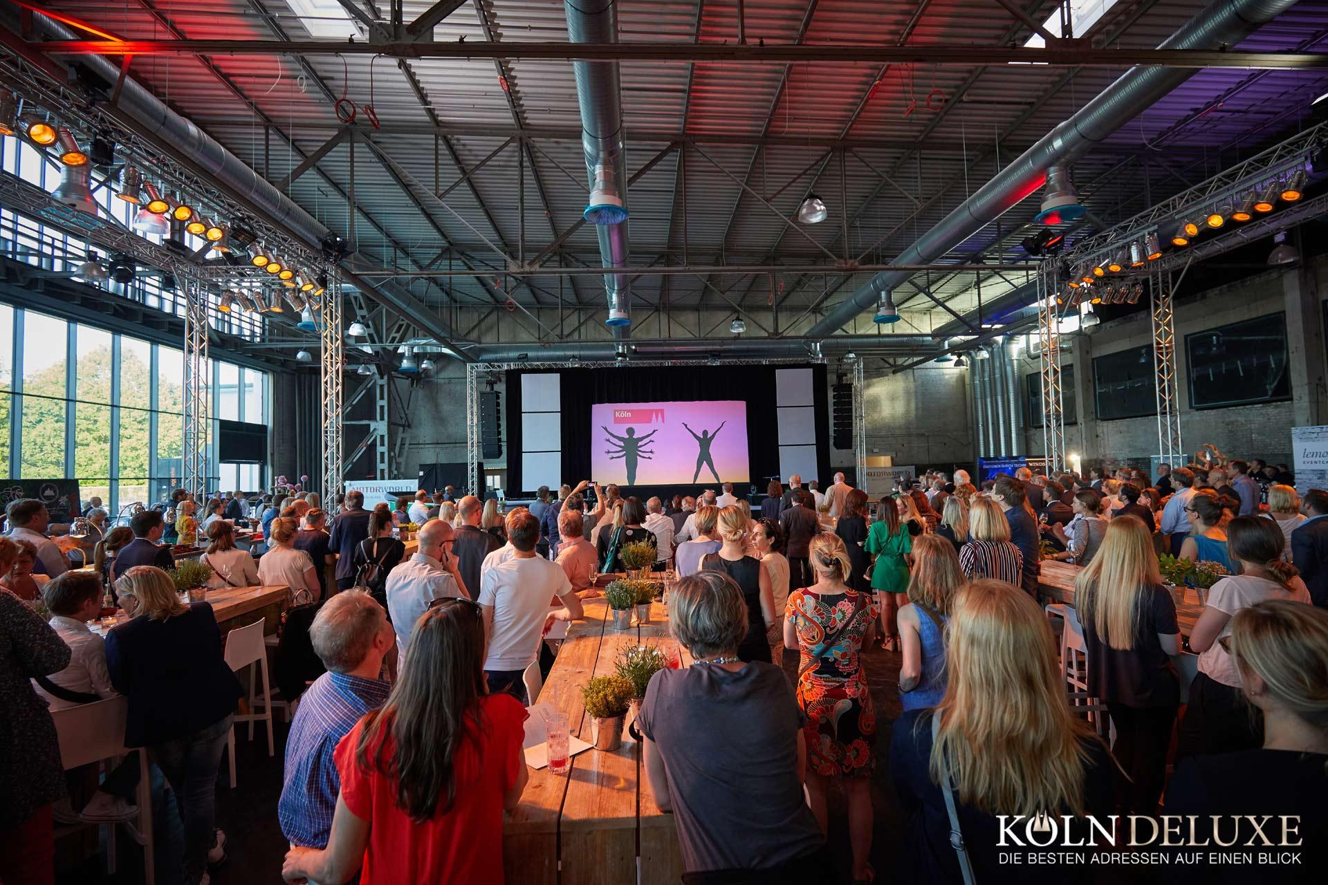 MOTORWORLD Köln: Pre-Opening zum Jubiläum des Cologne Convention Bureau