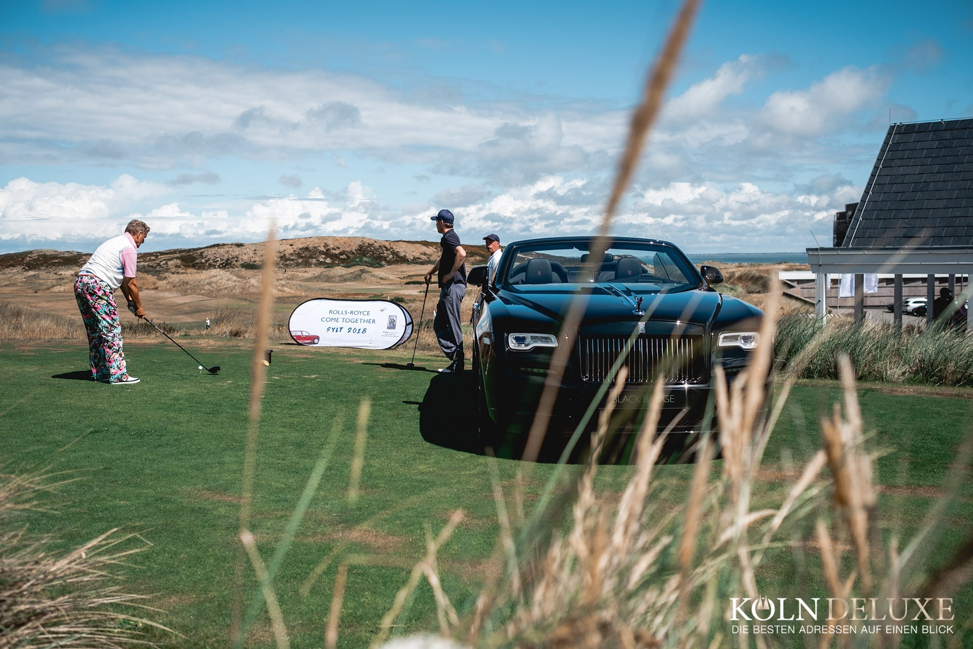 Rolls-Royce Motor Cars Cologne Come Together Sylt 2018