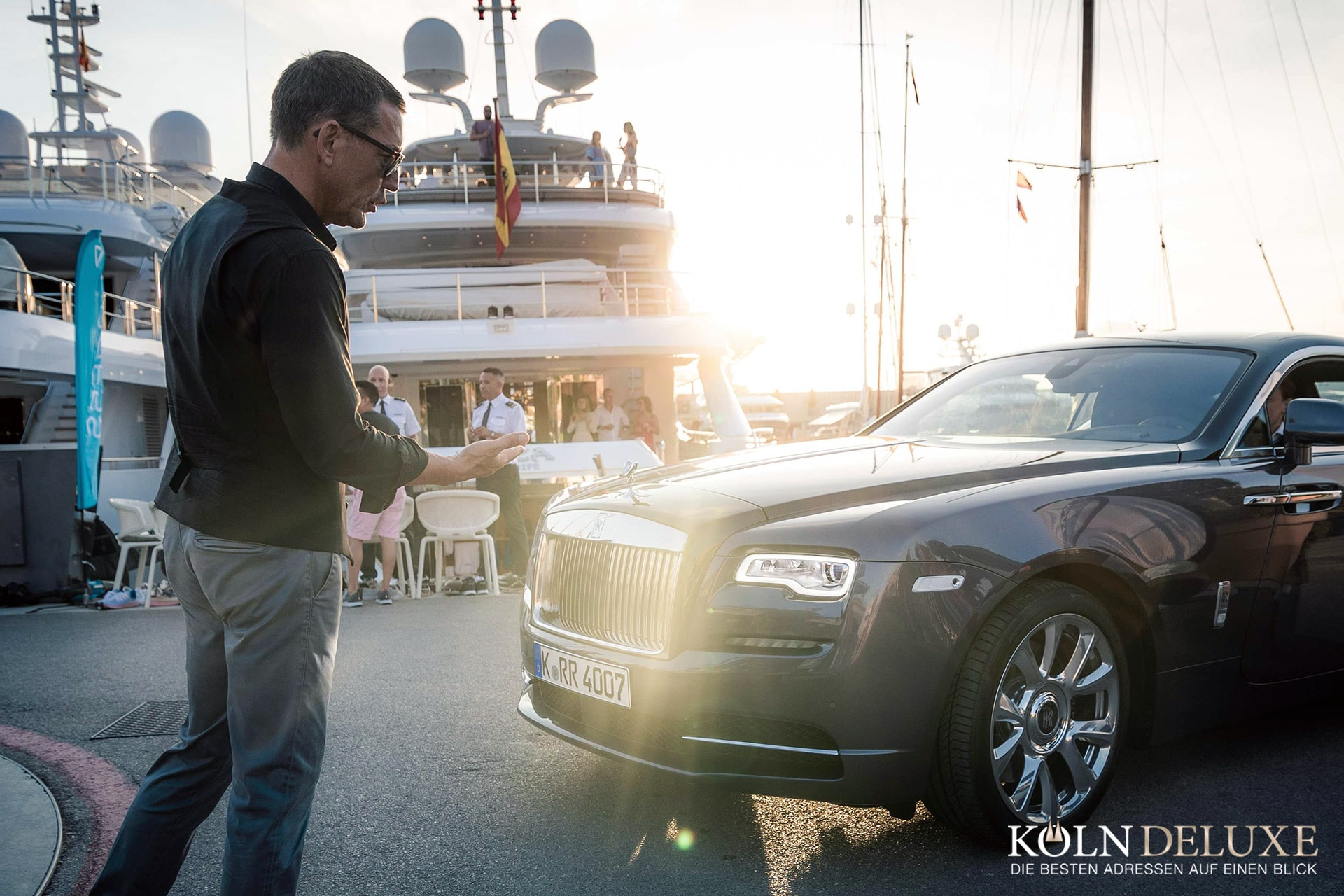 ROLLS-ROYCE COME TOGETHER MALLORCA 2018