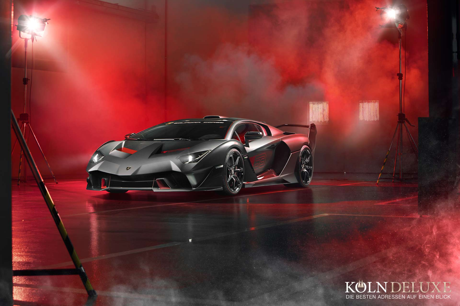 Lamborghini SC18 Alston: der erste One-Off von Squadra Corse