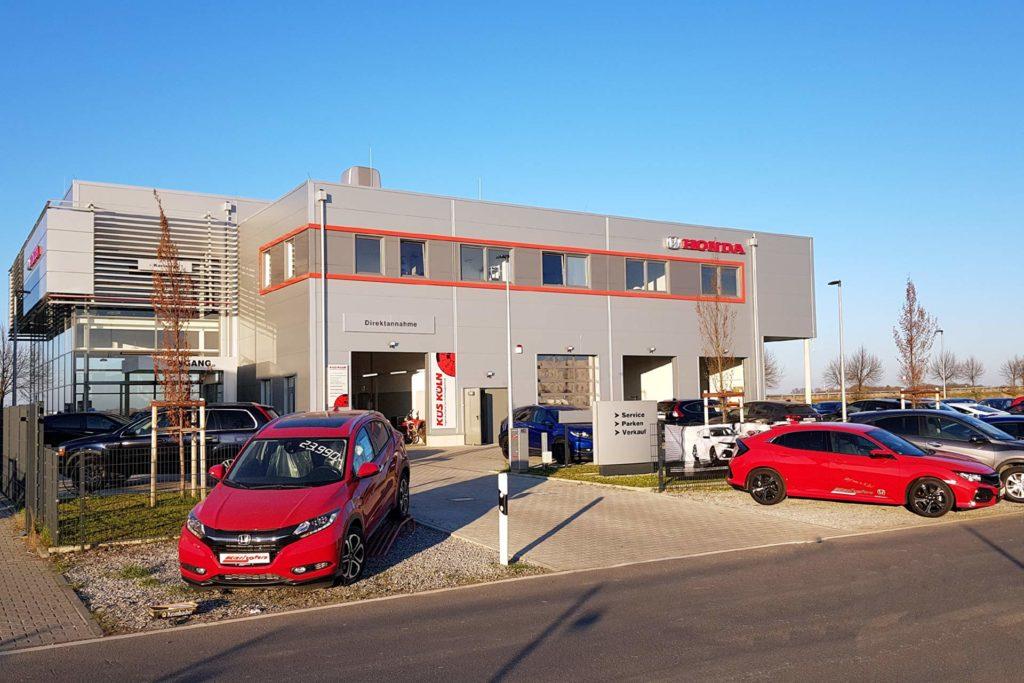 Honda Autohaus Köln | Karlsohn Mobile GmbH