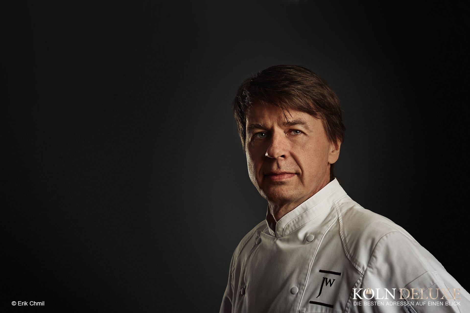 Joachim Wissler vom Restaurant Vendôme wird erneut mit drei Sternen ausgezeichnet