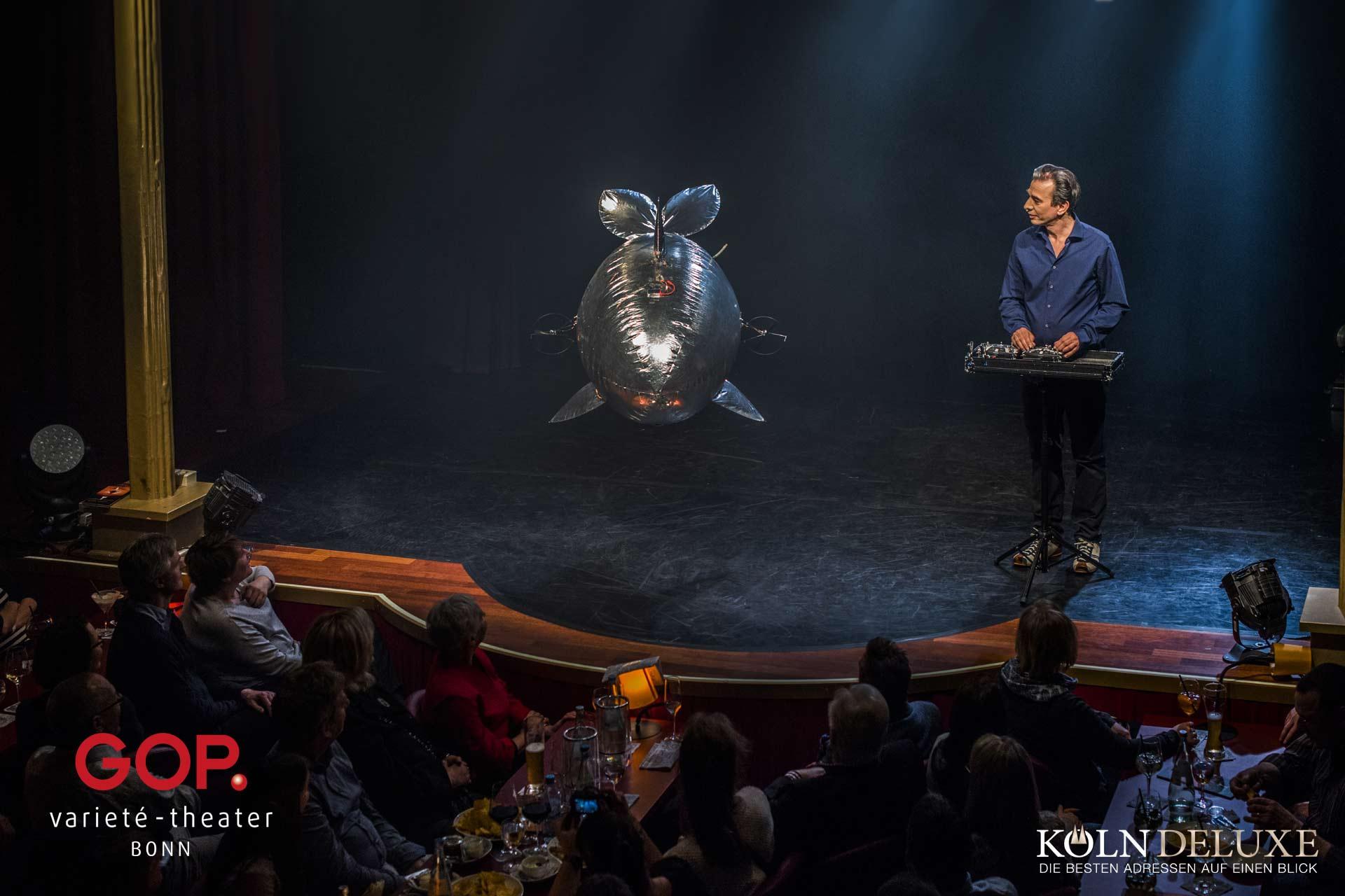 """""""Slow"""" – In der Ruhe liegt die Kraft! Die neue Show im GOP Varieté-Theater Bonn"""