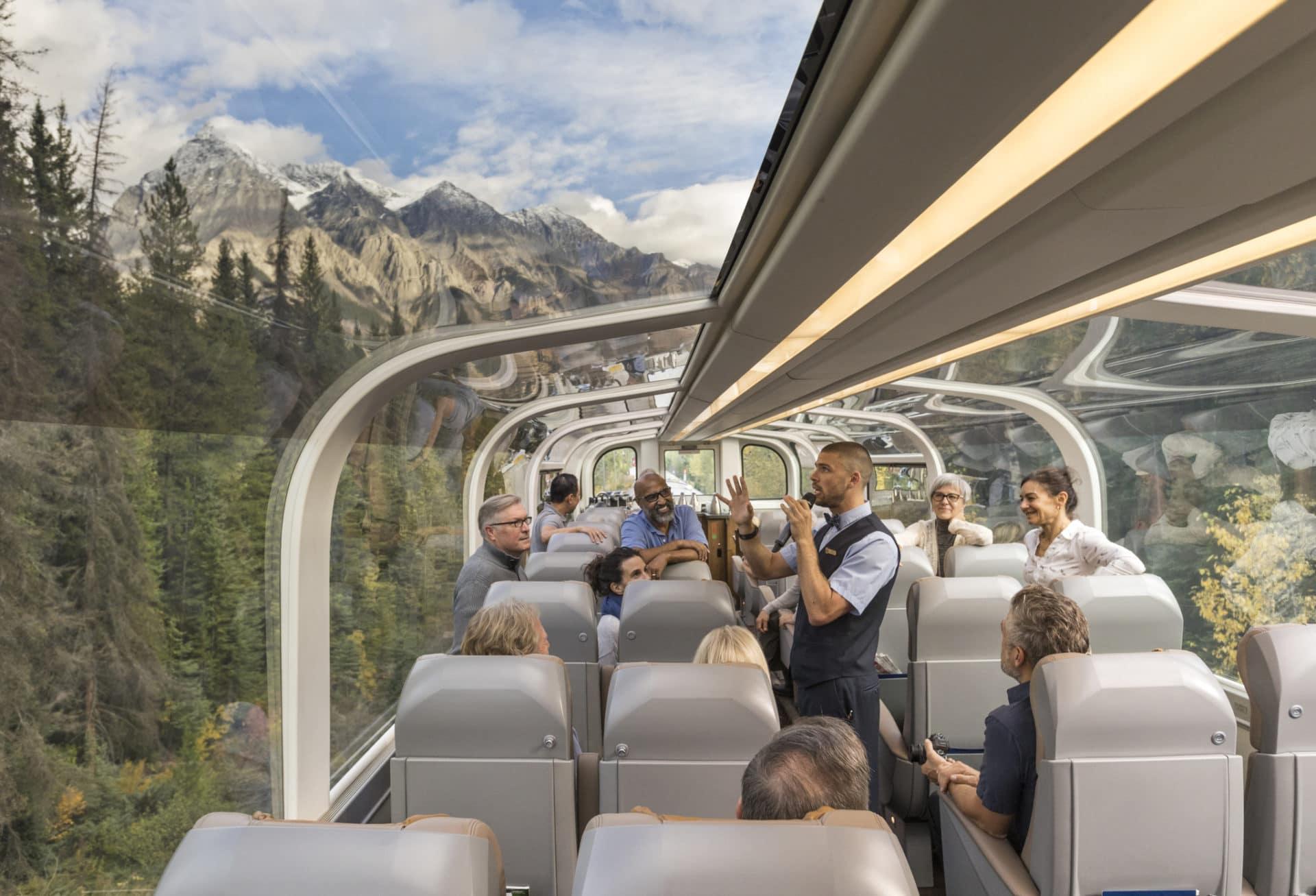 Entdecken Sie Zugreisen mit den schönsten Luxuszügen weltweit