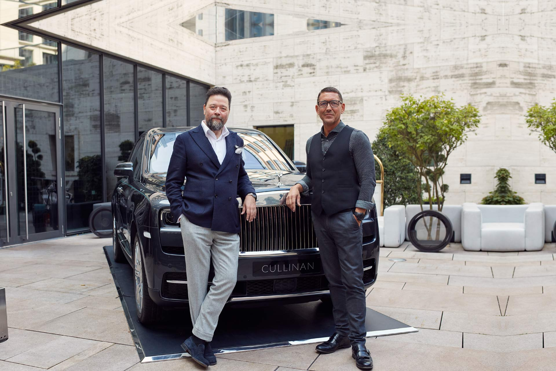 Rolls-Royce Motor Cars Cologne Initiative in Frankfurt mit Auftakt zur IAA 2019