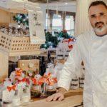 Luis Dias Profikoch im Restaurant