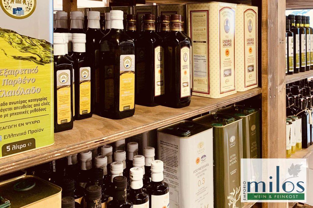 Olivenöl: Unser flüssiges Gold kann Feinschmecker in Wallungen bringen. Durch seinen hohen Anteil an einfach ungesättigten Fettsäuren gilt es auch noch als sehr gesund, und satter als andere Fette kann es ebenfalls machen.