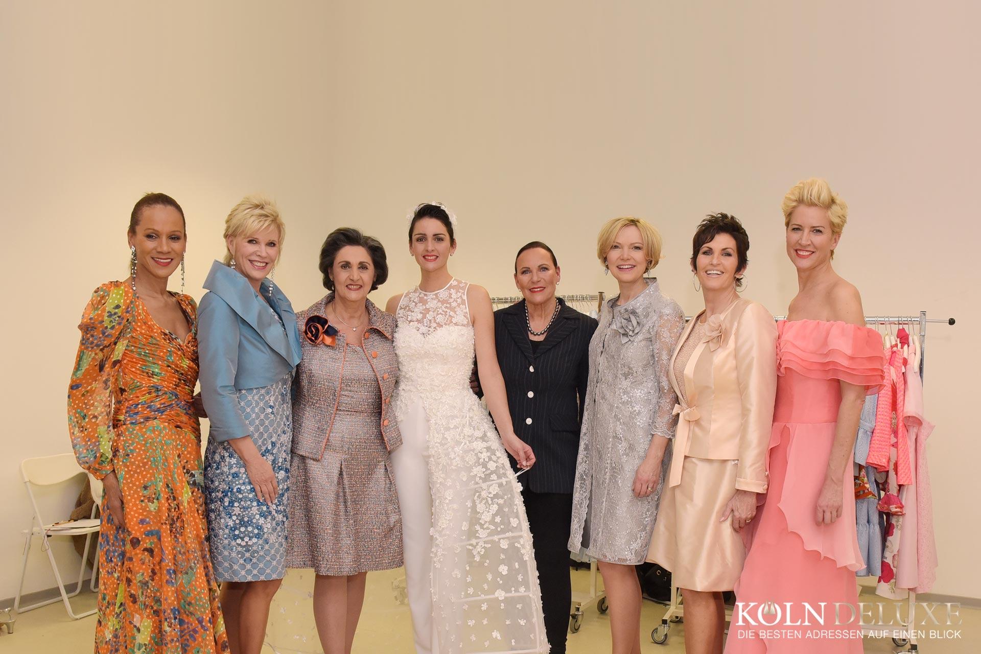 Mahi Degenring Couture – Zum 35. Firmenjubiläum verjüngt