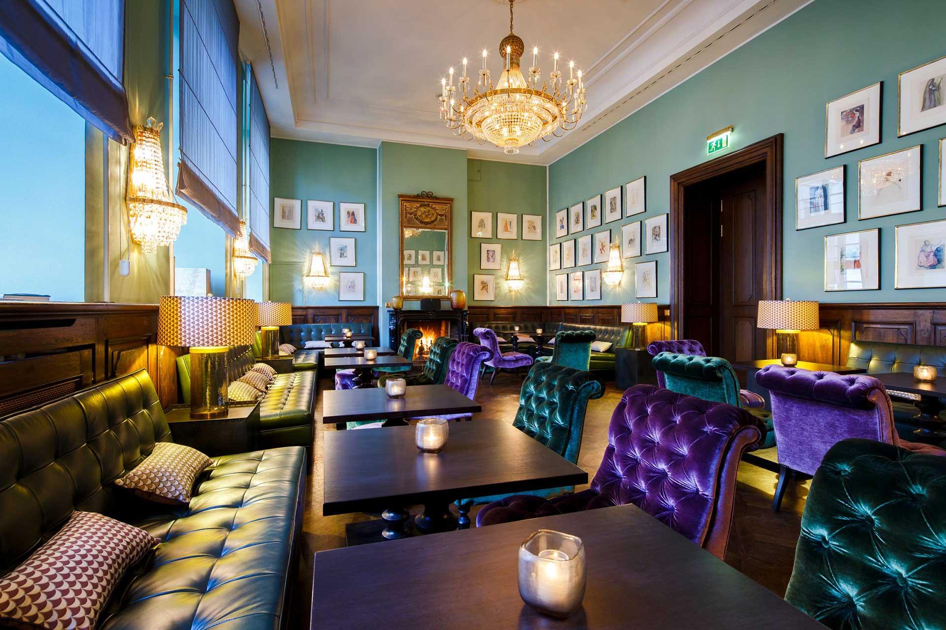 Althoff Grandhotel Schloss Bensberg eröffnet Sacher Pop-up-Café mit Original Sacher-Torte