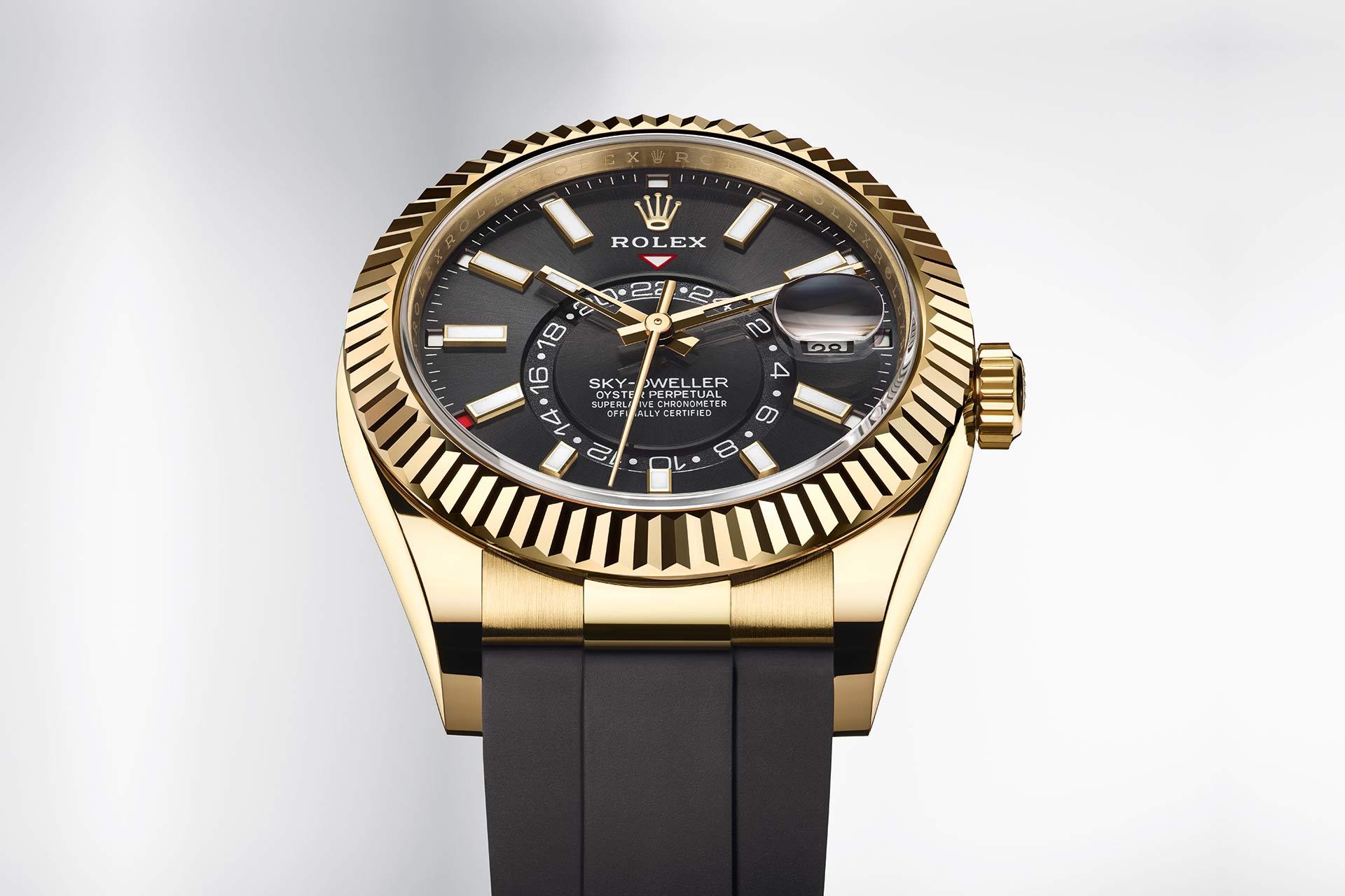 Die neue Sky‑Dweller von Rolex – Die Armbanduhr für Weltreisende