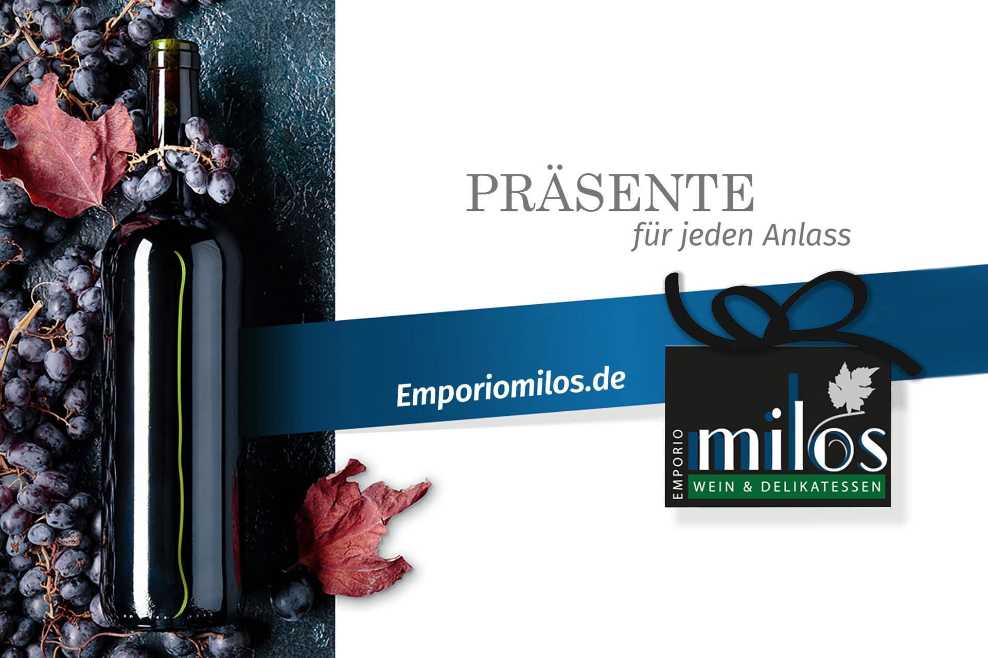 Mediterran durch die Weihnachtszeit mit Emporio Milos Wein & Feinkost