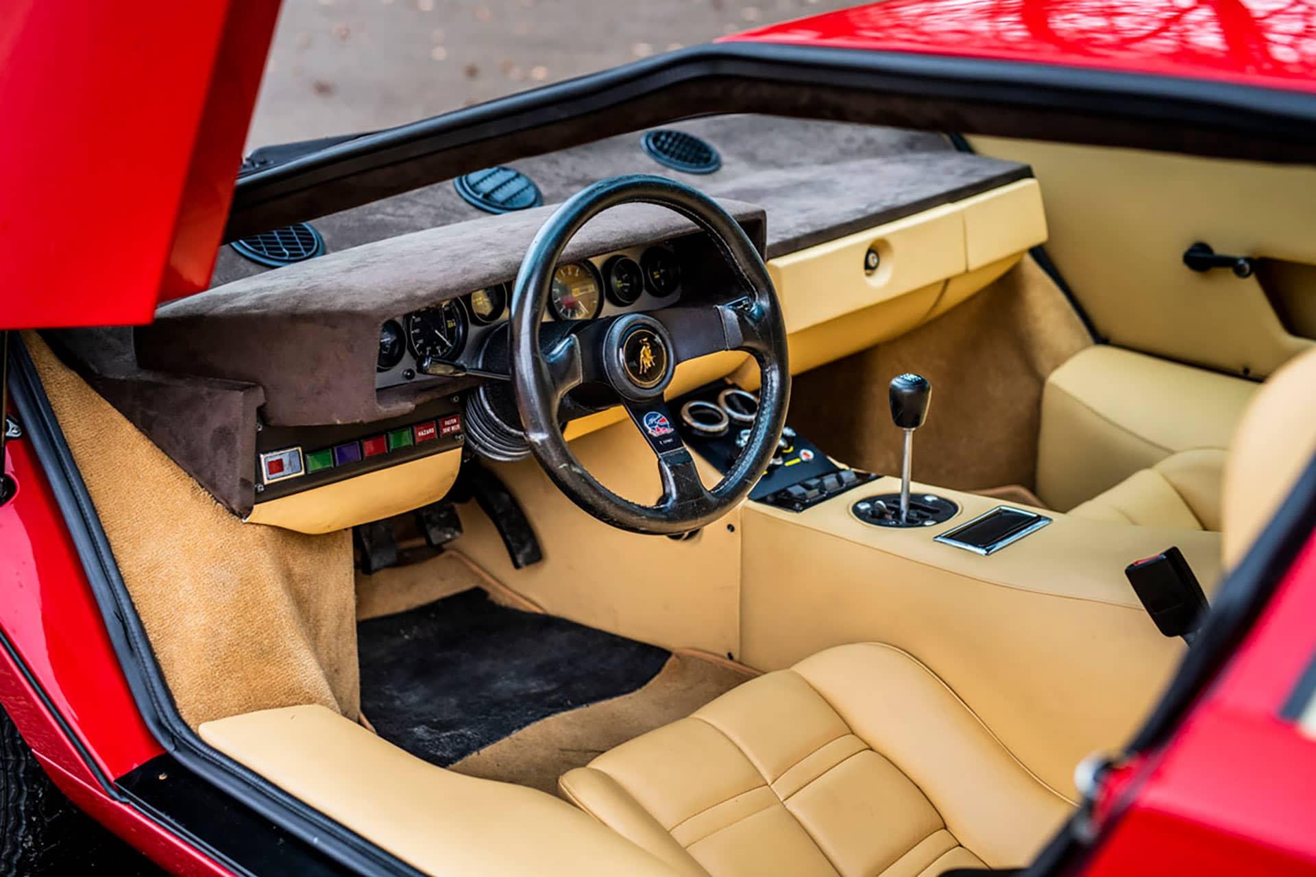 Zwei der legendärsten Lamborghini erzielen Rekordsummen