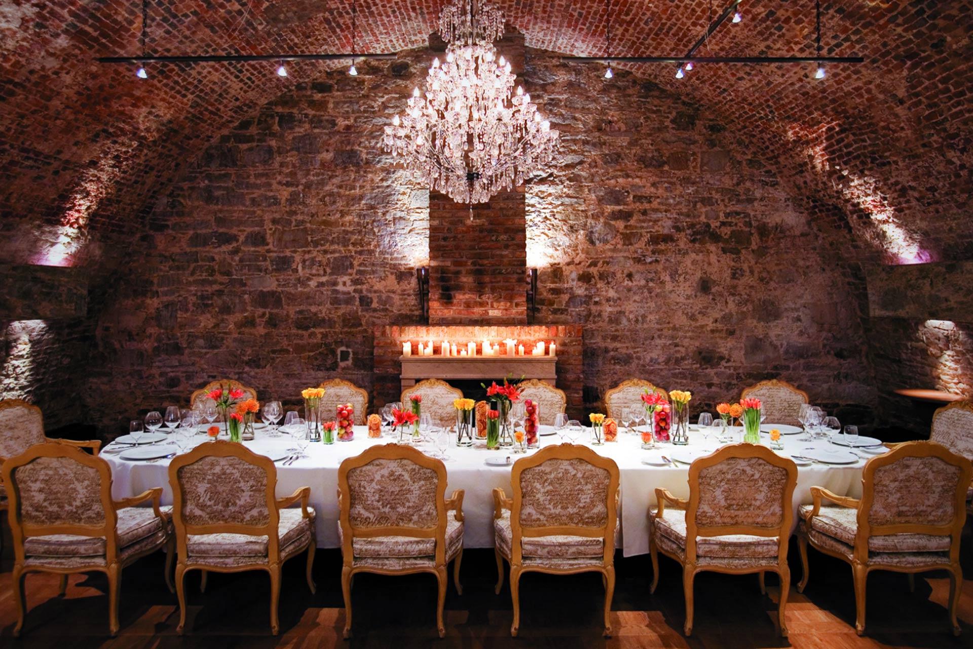 Drei Sterne für das Restaurant Vendôme