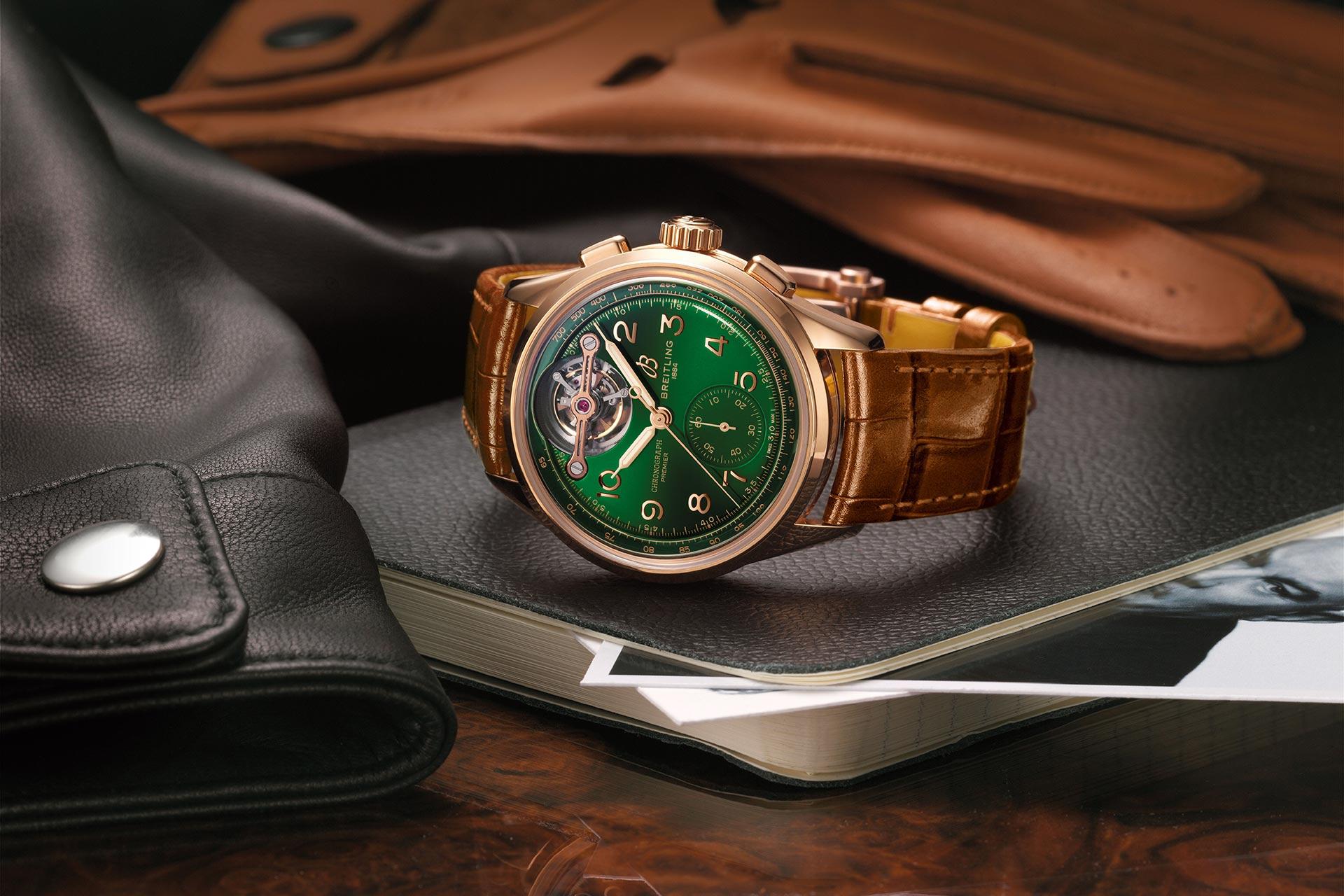 Die neuste Breitling für Bentley – Limitierte Auflage auf nur 25 Stück
