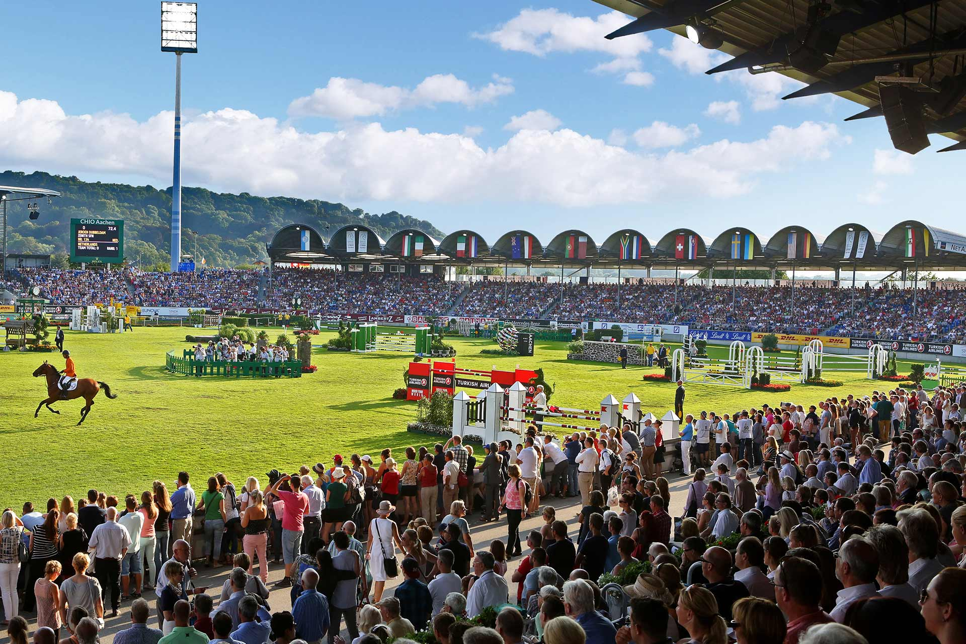 CHIO AACHEN 2021 – Internationales Pferdesportturnier