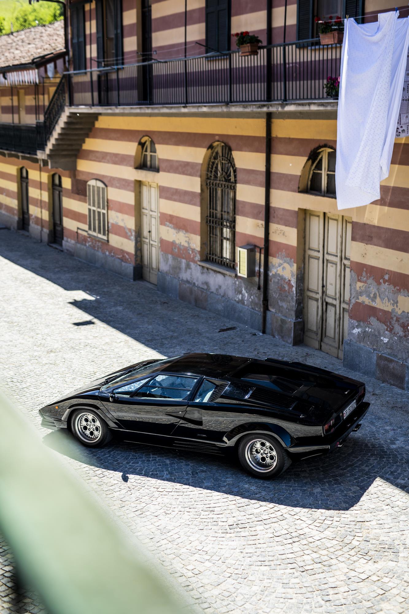 Lamborghini Countach 25° Anniversario