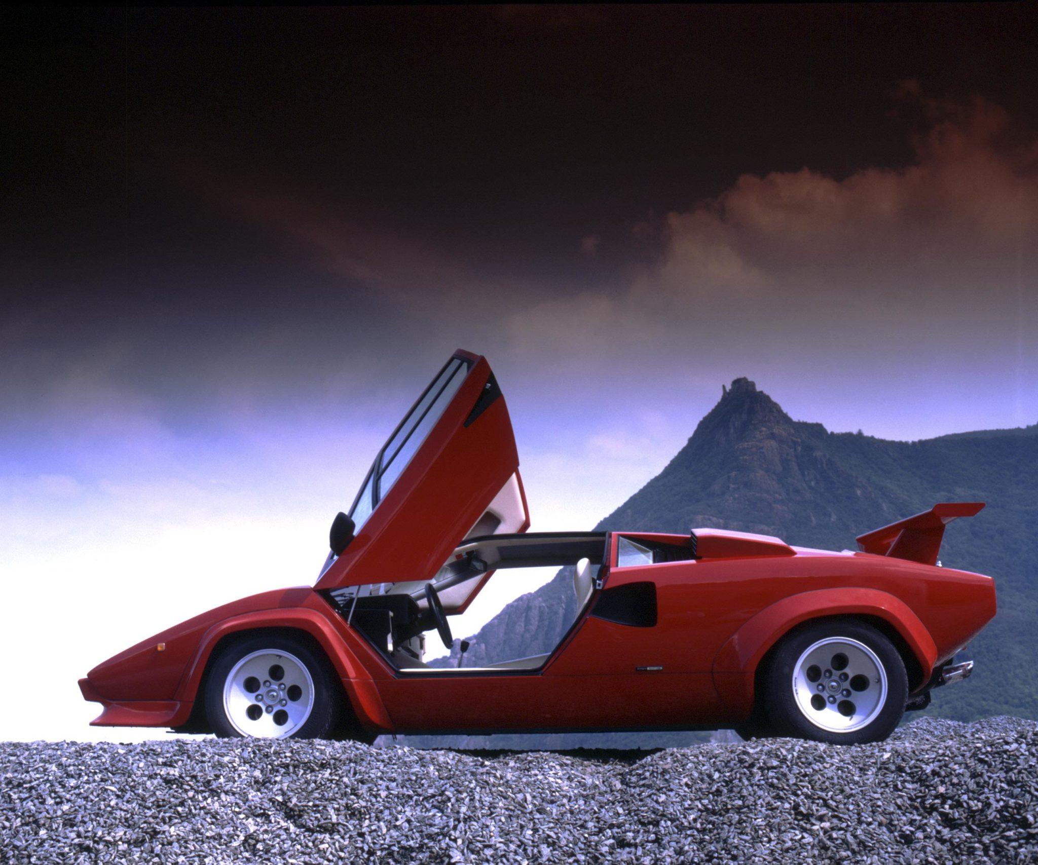 Lamborghini Countach LP 5000 Quattro valvole